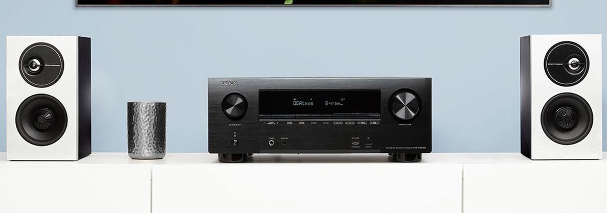 , Asystent głosowy a sprzęt audio, Denon Store