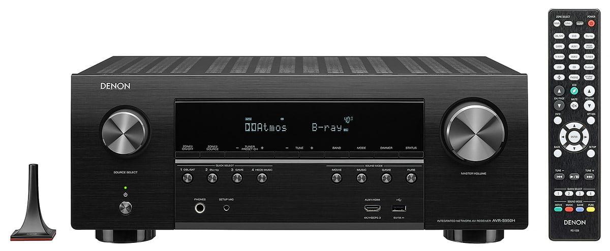 , Mocne amplitunery Denon AV serii S z obsługą głosową, Denon Store