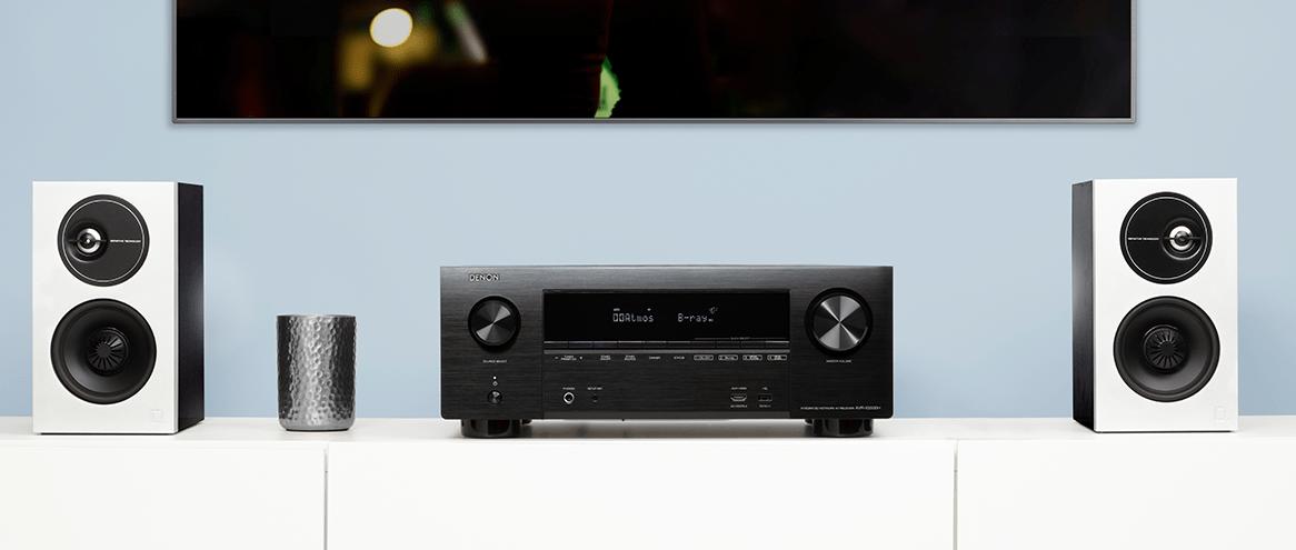 , Jak dobrać sprzęt stereo pod kątem preferencji muzycznych? Cz. 1, Denon Store