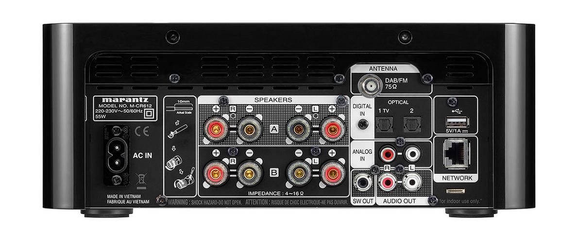 Kabel koaksjalny czy optyczny – który jest lepszy do sprzętu audio?, Denon Store