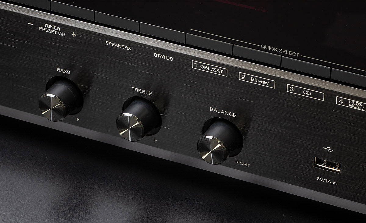 Denon DRA-800 – nowy amplituner stereofoniczny klasy Hi-Fi z funkcjami sieciowymi i Heos, Denon Store