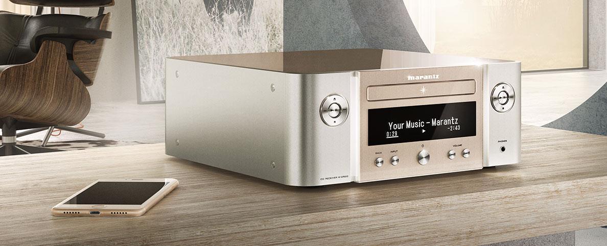 Czy w dobie streamingu warto inwestować w zestawy stereo?, Denon Store