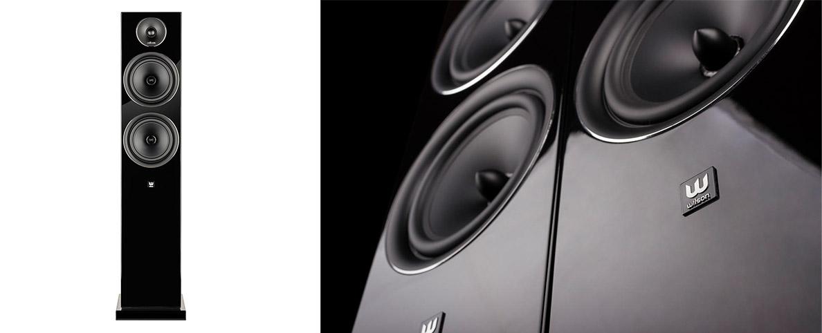 Kolumny głośnikowe Wilson Exclusive Line – co je wyróżnia?, Denon Store