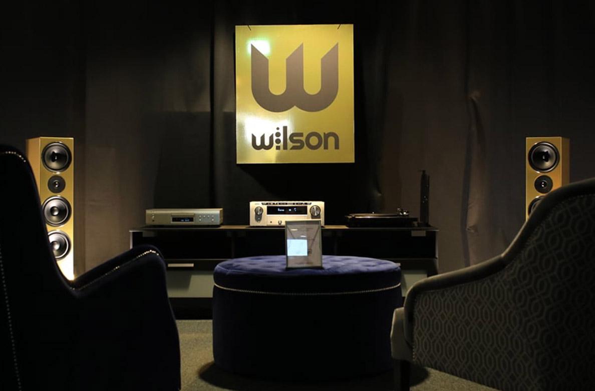 Salony Denon Store na targach Audio Video Show – relacja, Denon Store