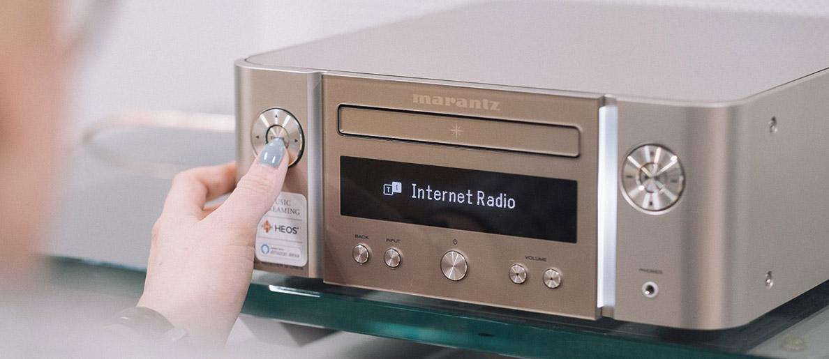 Amplitunery stereo z HDMI czy bez, co lepiej wybrać?, Denon Store