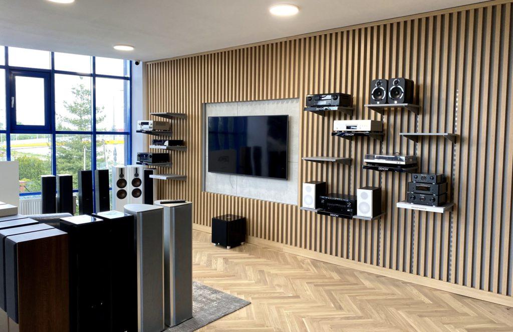 Wielkie otwarcie pierwszego OUTLETU Denon Store, Denon Store