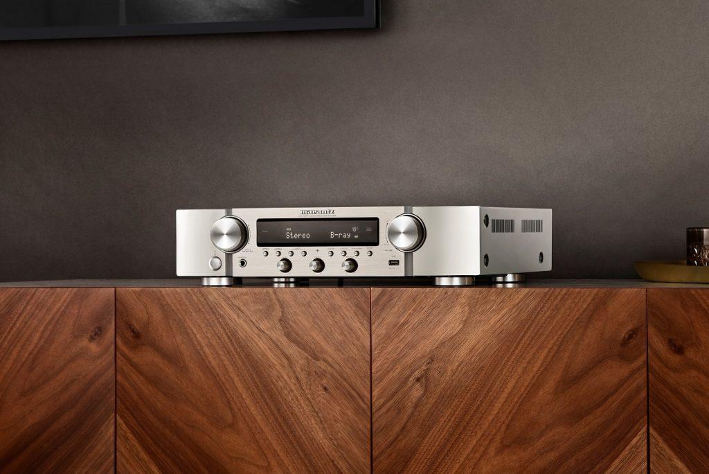 Marantz NR1200 – test nowego amplitunera stereo, Denon Store