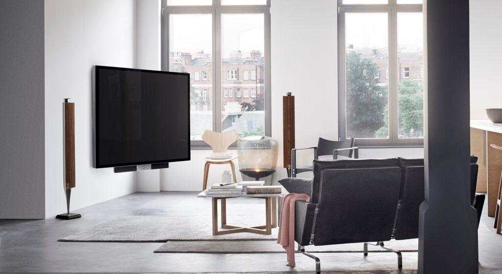 Designerskie pomysły nagłośnienia pomieszczenia, Denon Store