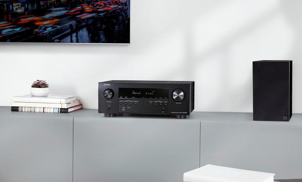 Amplituner kina domowego czy system stereo – co wybrać?, Denon Store