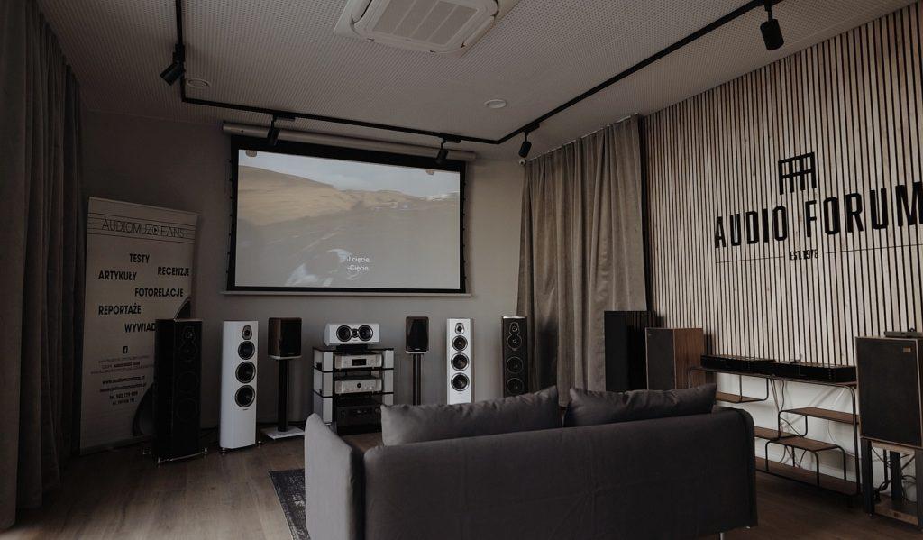 Nowy salon Audio Forum w Łodzi już otwarty!, Denon Store