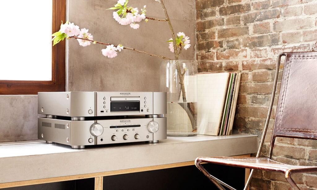 Jaki wybrać odtwarzacz CD? [TEST], Denon Store