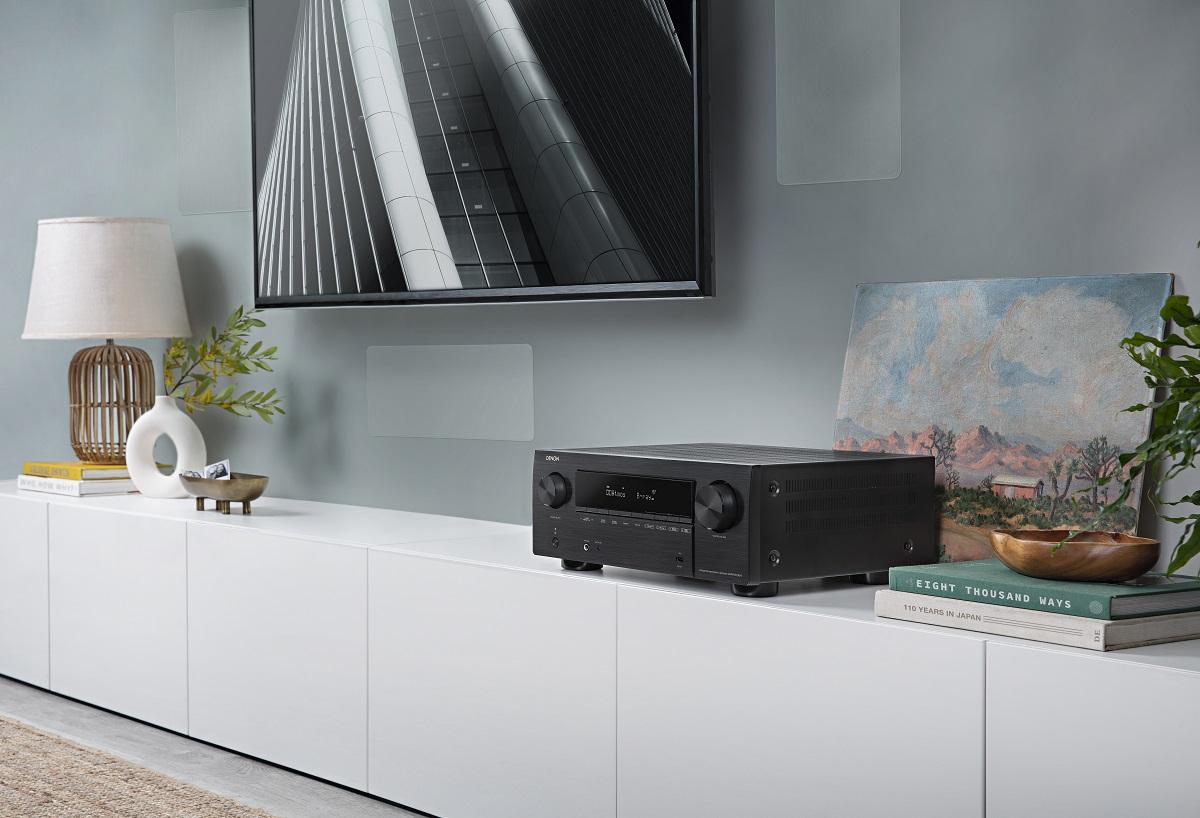 Amplituner kina domowego: Denon AVC-X3700H czy Marantz SR6015. Który wybrać?, Denon Store