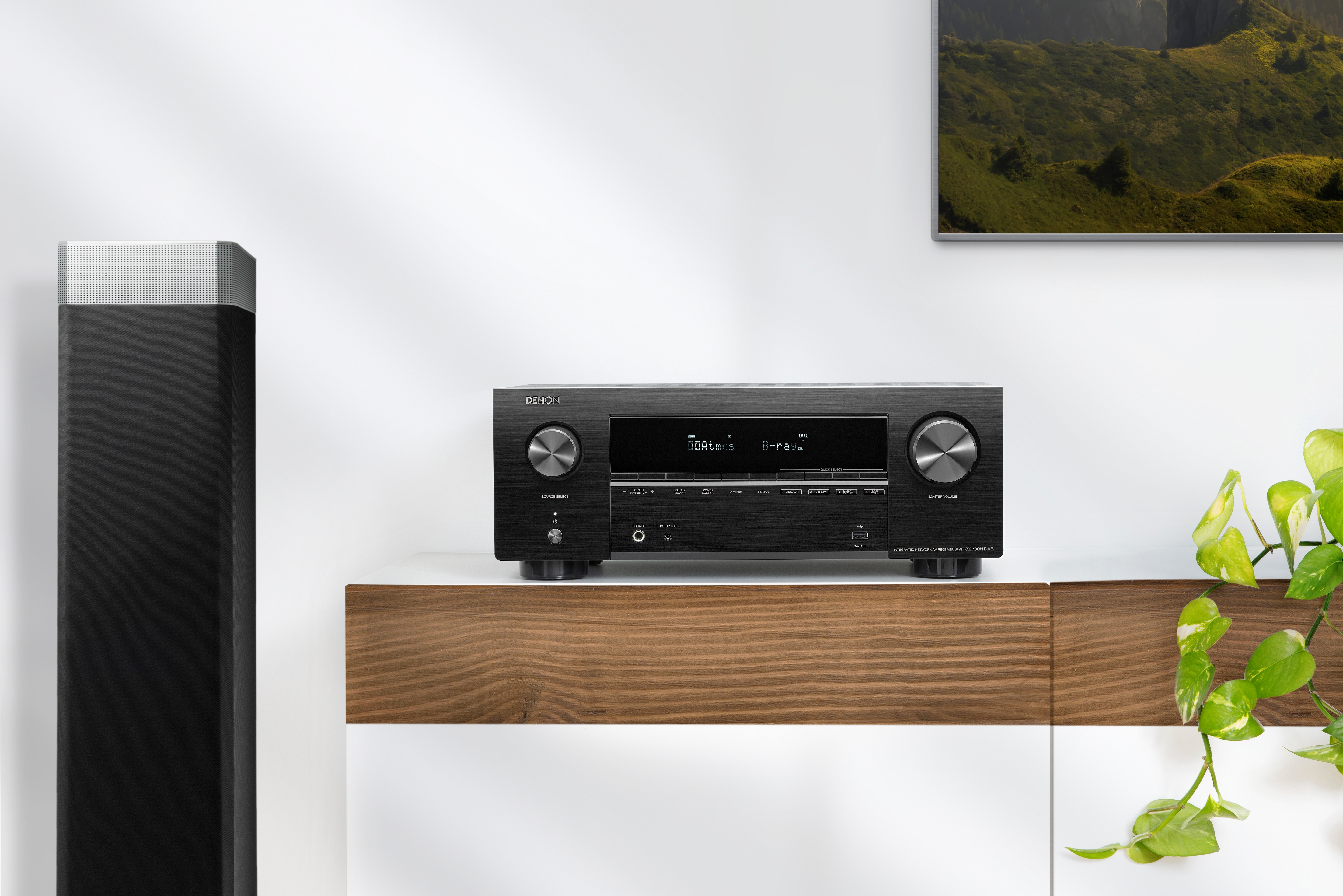 Konfiguracja połączeń w nowych amplitunerach 8K – jak to zrobić?, Denon Store