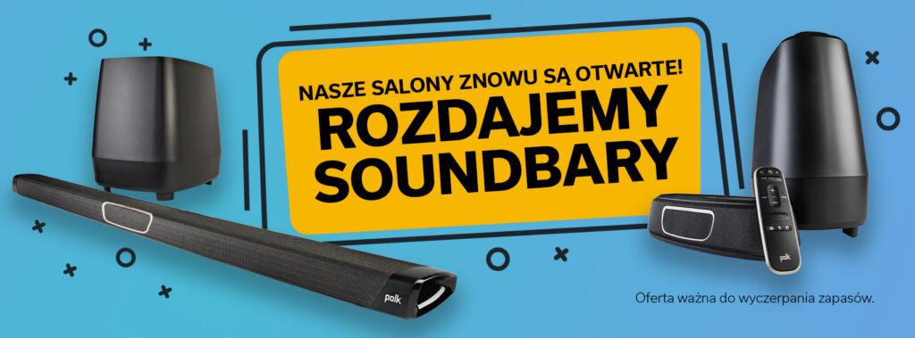 Nowy soundbar Denon Home Sound Bar 550 – pierwsze wrażenia, Denon Store