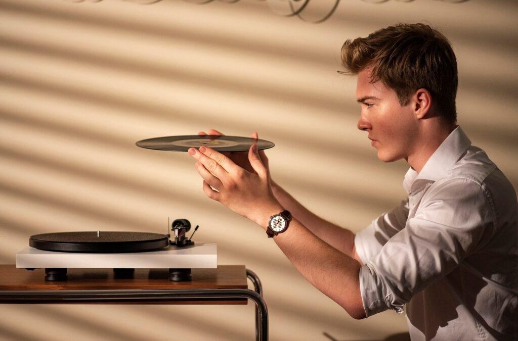 Jakie są początki nagrywania dźwięku? Cz. I, Denon Store