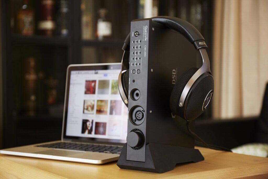 Czym jest i jak działa wzmacniacz słuchawkowy?, Denon Store