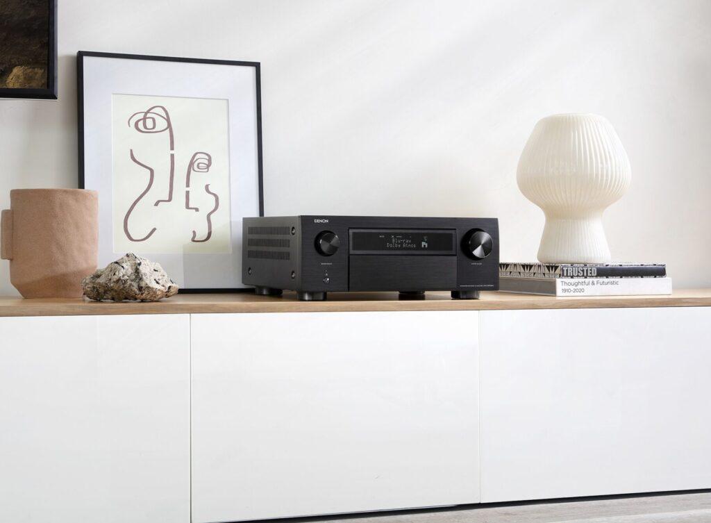 Instalacje audio-video: tv i nagłośnienie wielokanałowe, Denon Store