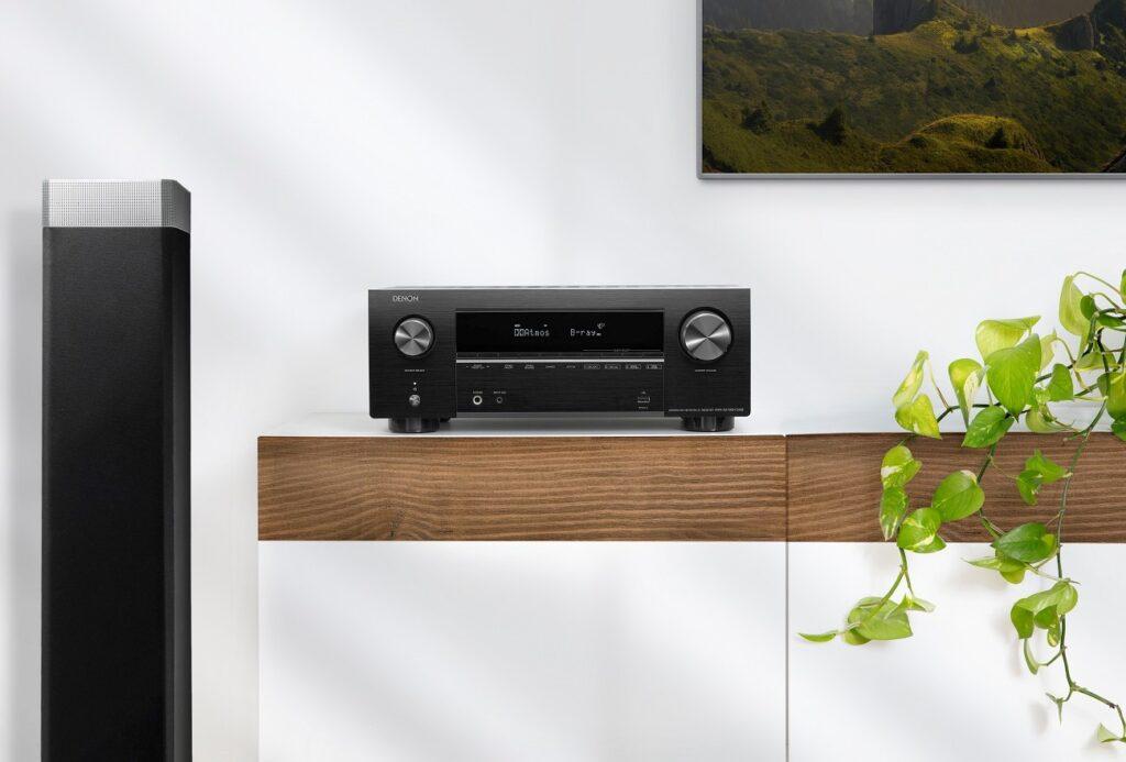 Czym jest wygrzewanie sprzętu audio i czy jest potrzebne?, Denon Store