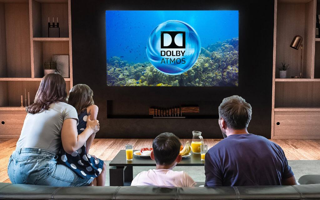 Dolby Atmos – skąd brać treści?, Denon Store