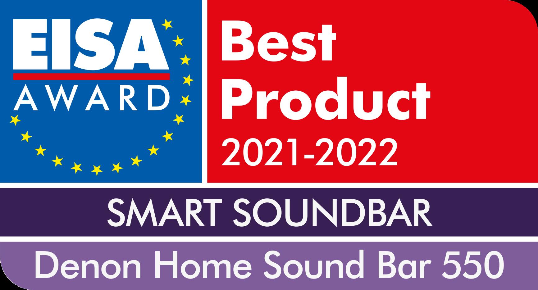 Nagrody EISA 2021-2022 rozdane!, Denon Store